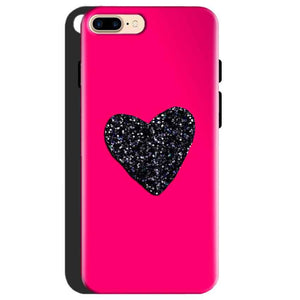 One Plus 5 Mobile Covers Cases Pink Glitter Heart - Lowest Price - Paybydaddy.com