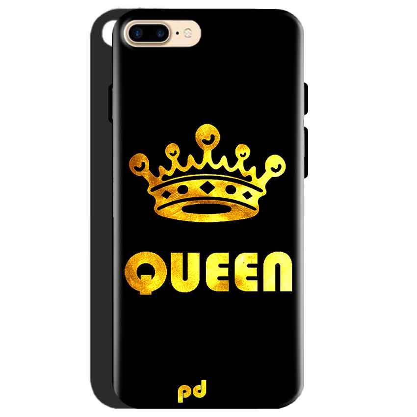 One Plus 5 Mobile Covers Cases Queen With Crown in gold - Lowest Price - Paybydaddy.com