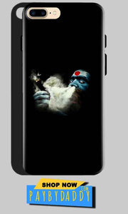 One Plus 5 Mobile Covers Cases Shiva Aghori Smoking - Lowest Price - Paybydaddy.com