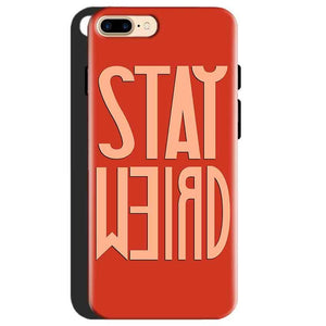 One Plus 5 Mobile Covers Cases Stay Weird - Lowest Price - Paybydaddy.com