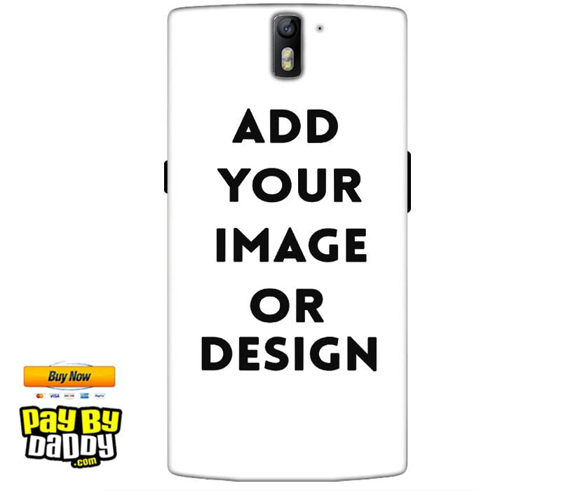 Customized One Plus One 1 Plus 1 Mobile Phone Covers & Back Covers with your Text & Photo
