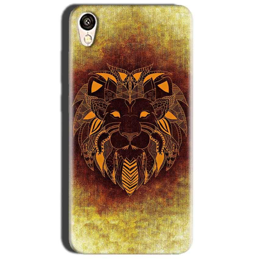 Oppo A37 Mobile Covers Cases Lion face art - Lowest Price - Paybydaddy.com