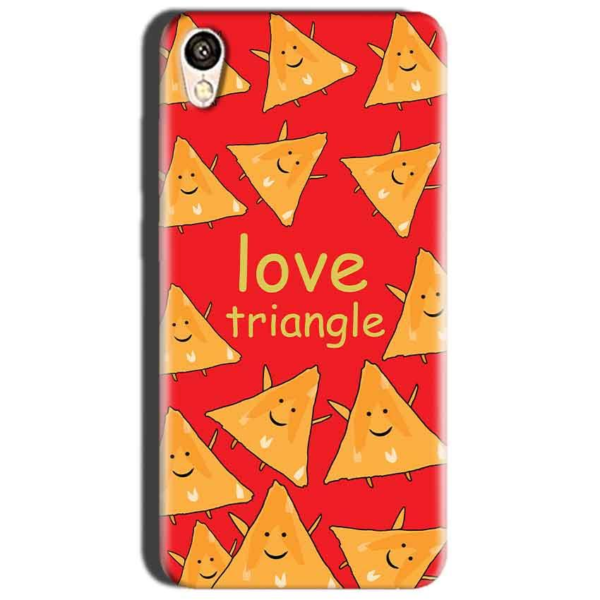 Oppo A37 Mobile Covers Cases Love Triangle - Lowest Price - Paybydaddy.com