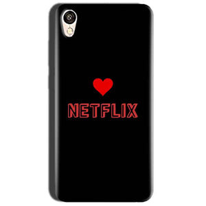 Oppo A37 Mobile Covers Cases NETFLIX WITH HEART - Lowest Price - Paybydaddy.com