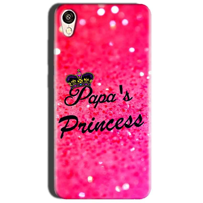 Oppo A37 Mobile Covers Cases PAPA PRINCESS - Lowest Price - Paybydaddy.com