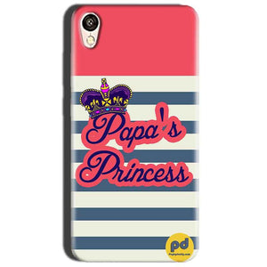 Oppo A37 Mobile Covers Cases Papas Princess - Lowest Price - Paybydaddy.com