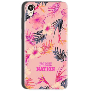 Oppo A37 Mobile Covers Cases Pink nation - Lowest Price - Paybydaddy.com