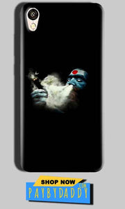 Oppo A37 Mobile Covers Cases Shiva Aghori Smoking - Lowest Price - Paybydaddy.com
