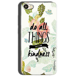 Oppo A57 Mobile Covers Cases Do all things with kindness - Lowest Price - Paybydaddy.com