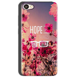 Oppo A57 Mobile Covers Cases Hope in the Things Unseen- Lowest Price - Paybydaddy.com