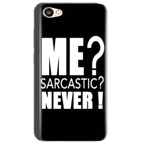 Oppo A57 Mobile Covers Cases Me sarcastic - Lowest Price - Paybydaddy.com