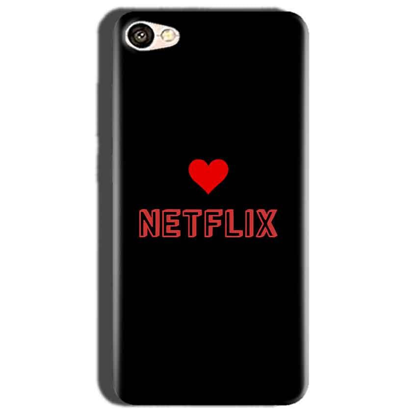 Oppo A57 Mobile Covers Cases NETFLIX WITH HEART - Lowest Price - Paybydaddy.com
