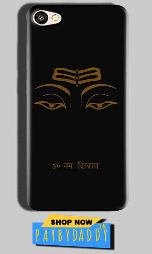 Oppo A57 Mobile Covers Cases Om Namaha Gold Black - Lowest Price - Paybydaddy.com