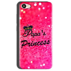 Oppo A57 Mobile Covers Cases PAPA PRINCESS - Lowest Price - Paybydaddy.com