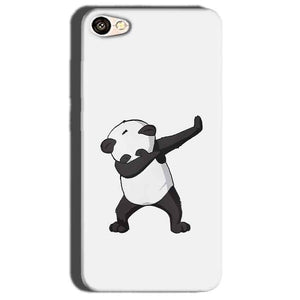 Oppo A57 Mobile Covers Cases Panda Dab - Lowest Price - Paybydaddy.com