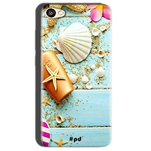 Oppo A57 Mobile Covers Cases Pearl Star Fish - Lowest Price - Paybydaddy.com