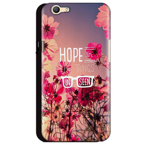 Oppo A59 Mobile Covers Cases Hope in the Things Unseen- Lowest Price - Paybydaddy.com