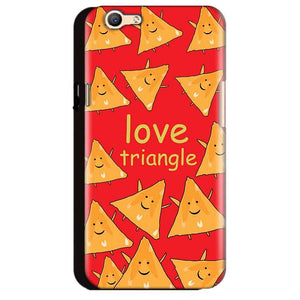 Oppo A59 Mobile Covers Cases Love Triangle - Lowest Price - Paybydaddy.com
