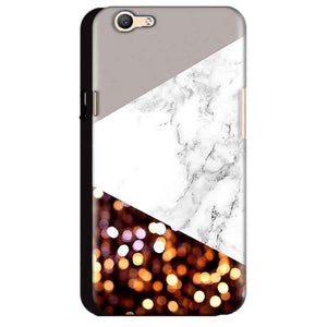 Oppo A59 Mobile Covers Cases MARBEL GLITTER - Lowest Price - Paybydaddy.com