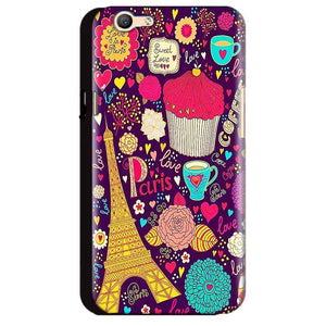 Oppo A59 Mobile Covers Cases Paris Sweet love - Lowest Price - Paybydaddy.com