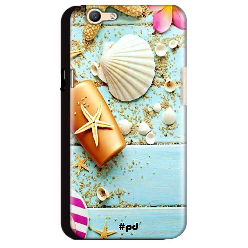 Oppo A59 Mobile Covers Cases Pearl Star Fish - Lowest Price - Paybydaddy.com