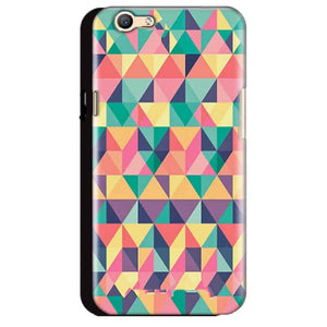 Oppo A59 Mobile Covers Cases Prisma coloured design - Lowest Price - Paybydaddy.com