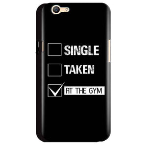 Oppo A59 Mobile Covers Cases Single Taken At The Gym - Lowest Price - Paybydaddy.com