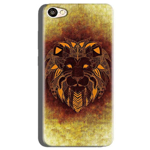 Oppo A71 Mobile Covers Cases Lion face art - Lowest Price - Paybydaddy.com