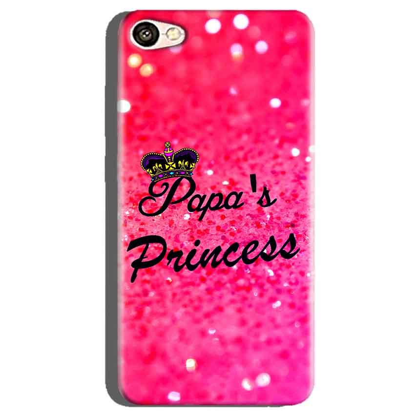 Oppo A71 Mobile Covers Cases PAPA PRINCESS - Lowest Price - Paybydaddy.com