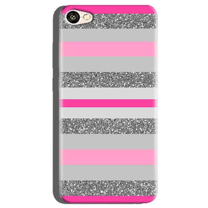 Oppo A71 Mobile Covers Cases Pink colour pattern - Lowest Price - Paybydaddy.com