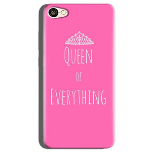 Oppo A71 Mobile Covers Cases Queen Of Everything Pink White - Lowest Price - Paybydaddy.com