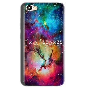 Oppo A83 Mobile Covers Cases I am Dreamer - Lowest Price - Paybydaddy.com