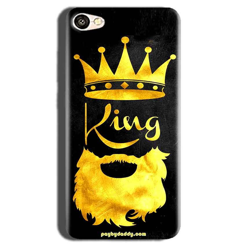 Oppo A83 Mobile Covers Cases King with beard - Lowest Price - Paybydaddy.com