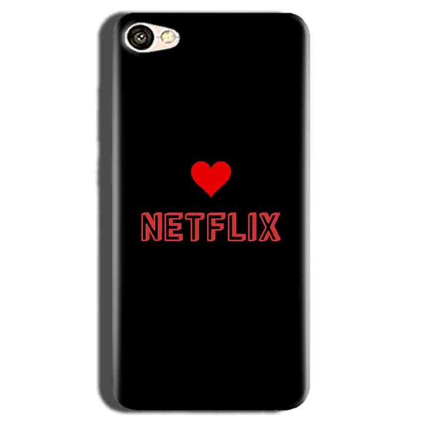 Oppo A83 Mobile Covers Cases NETFLIX WITH HEART - Lowest Price - Paybydaddy.com