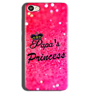 Oppo A83 Mobile Covers Cases PAPA PRINCESS - Lowest Price - Paybydaddy.com
