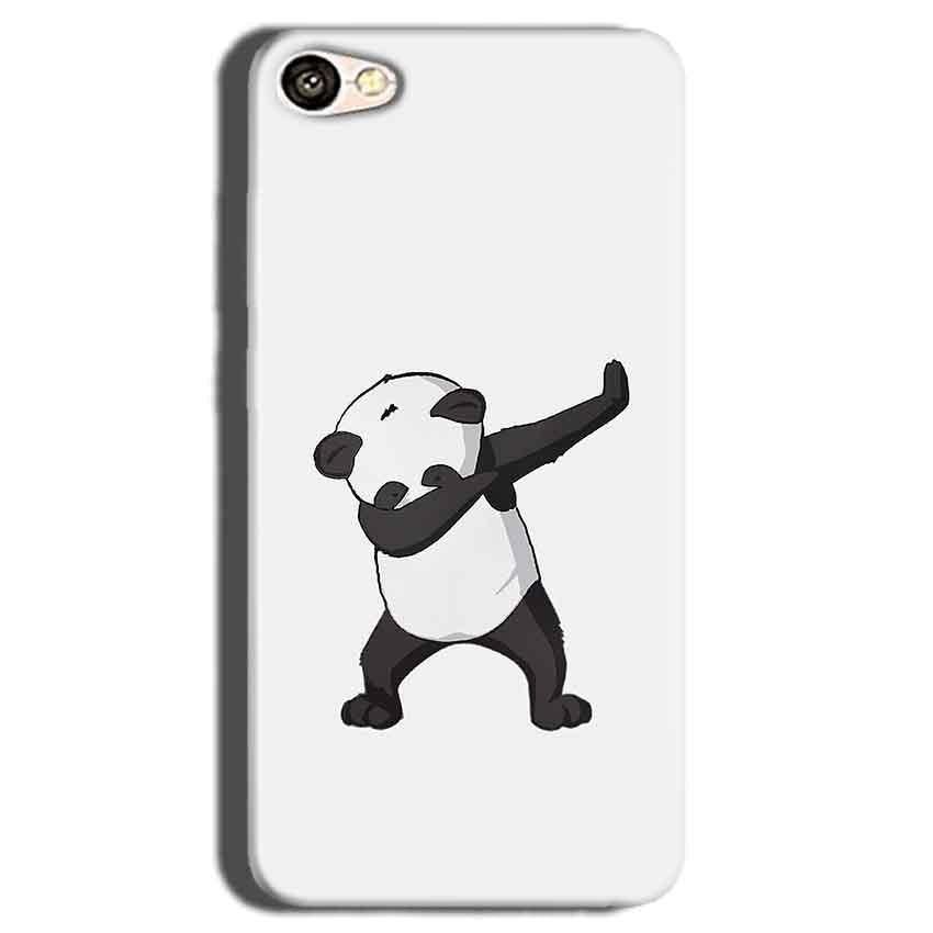 Oppo A83 Mobile Covers Cases Panda Dab - Lowest Price - Paybydaddy.com