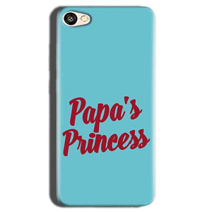 Oppo A83 Mobile Covers Cases Papas Princess - Lowest Price - Paybydaddy.com