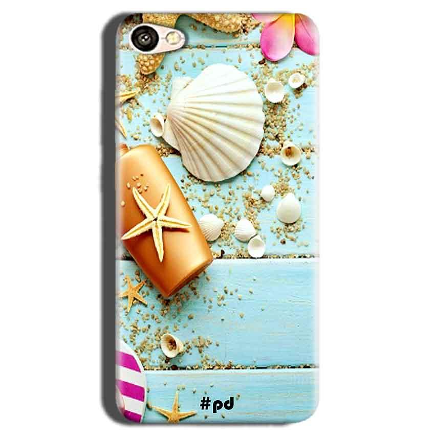 Oppo A83 Mobile Covers Cases Pearl Star Fish - Lowest Price - Paybydaddy.com
