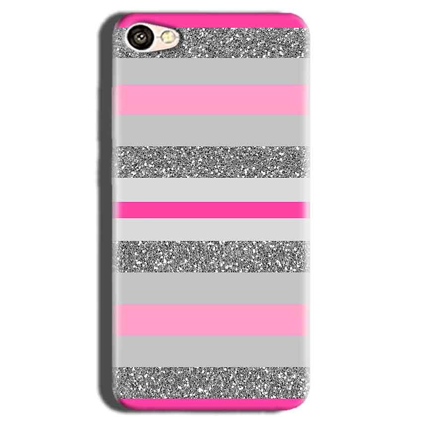 Oppo A83 Mobile Covers Cases Pink colour pattern - Lowest Price - Paybydaddy.com