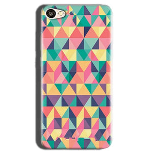 Oppo A83 Mobile Covers Cases Prisma coloured design - Lowest Price - Paybydaddy.com