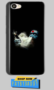 Oppo A83 Mobile Covers Cases Shiva Aghori Smoking - Lowest Price - Paybydaddy.com