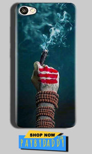 Oppo A83 Mobile Covers Cases Shiva Hand With Clilam - Lowest Price - Paybydaddy.com