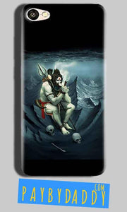 Oppo A83 Mobile Covers Cases Shiva Smoking - Lowest Price - Paybydaddy.com