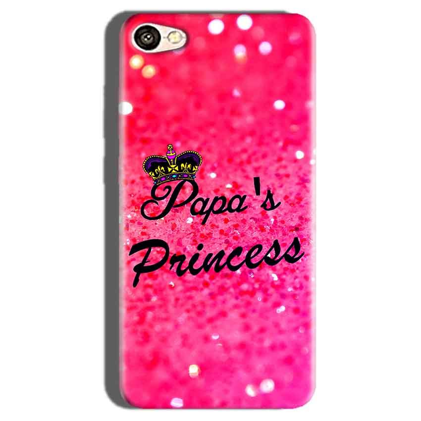 Oppo F1S Mobile Covers Cases PAPA PRINCESS - Lowest Price - Paybydaddy.com