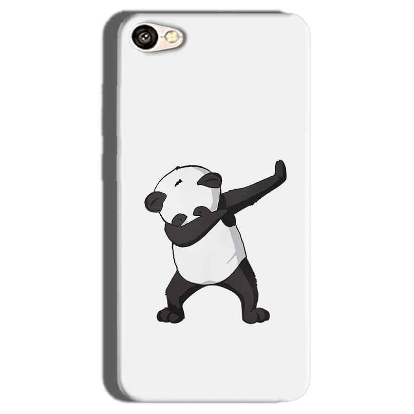 Oppo F1S Mobile Covers Cases Panda Dab - Lowest Price - Paybydaddy.com