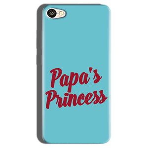 Oppo F1S Mobile Covers Cases Papas Princess - Lowest Price - Paybydaddy.com