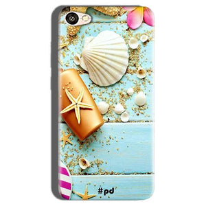 Oppo F1S Mobile Covers Cases Pearl Star Fish - Lowest Price - Paybydaddy.com