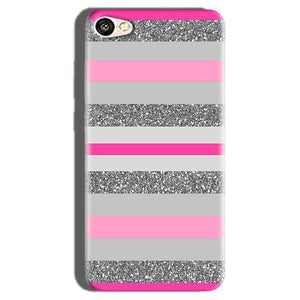 Oppo F1S Mobile Covers Cases Pink colour pattern - Lowest Price - Paybydaddy.com