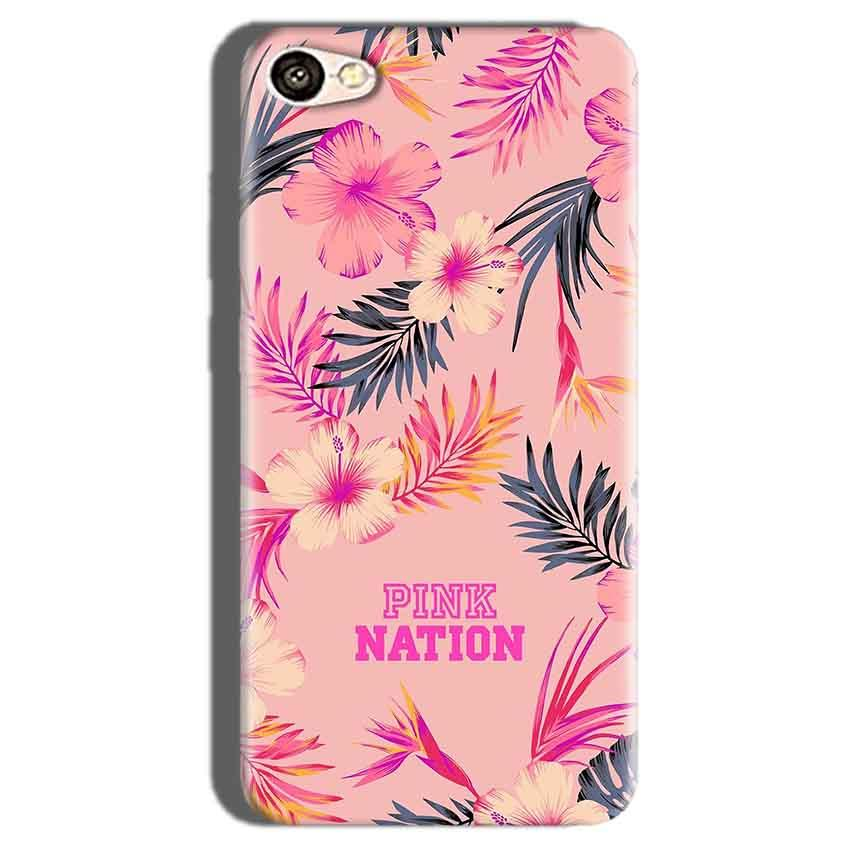 Oppo F1S Mobile Covers Cases Pink nation - Lowest Price - Paybydaddy.com