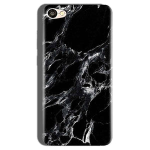 Oppo F1S Mobile Covers Cases Pure Black Marble Texture - Lowest Price - Paybydaddy.com